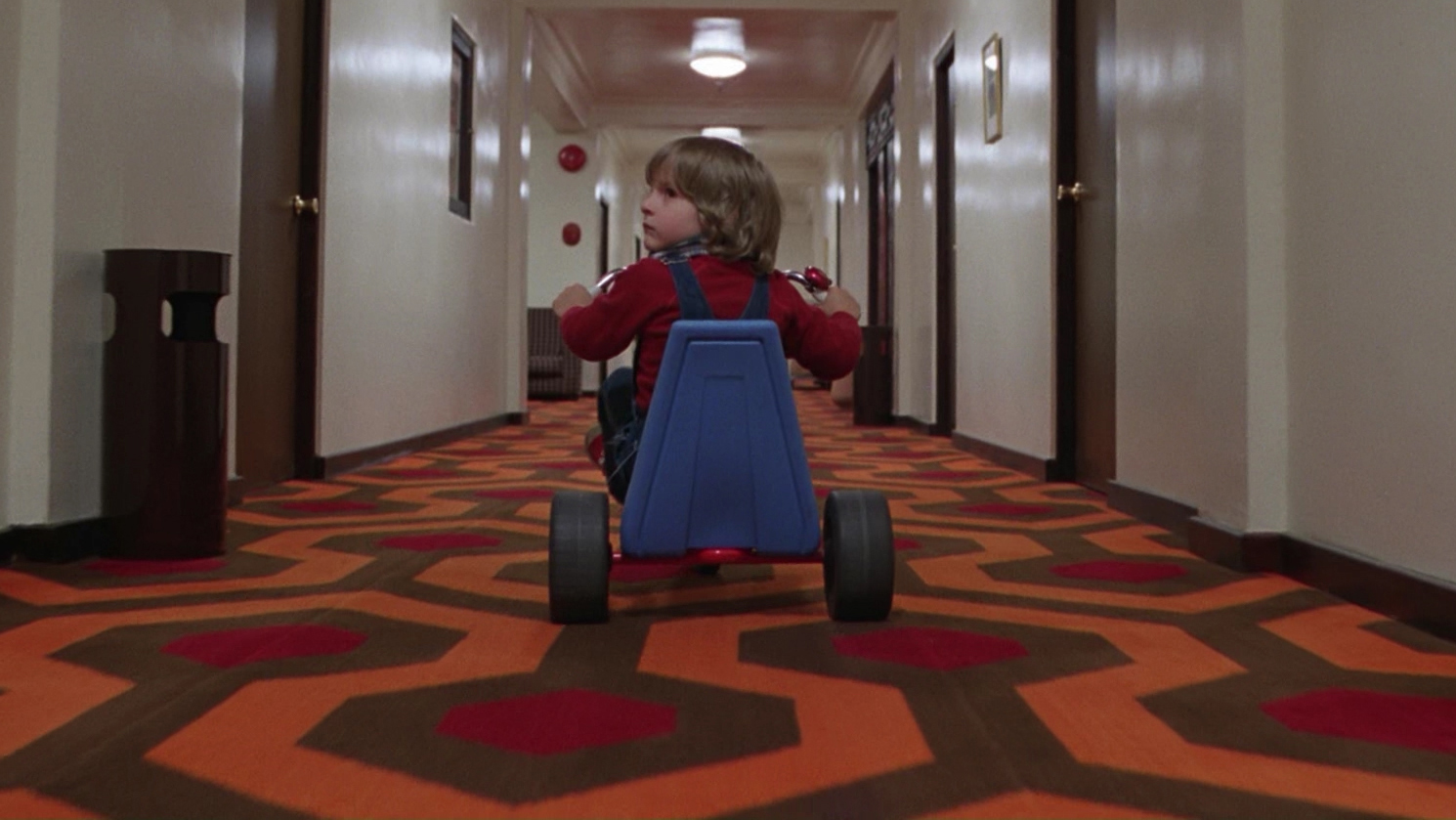 """Room 237"""": Film obsessives check in, but they don\'t check out ..."""