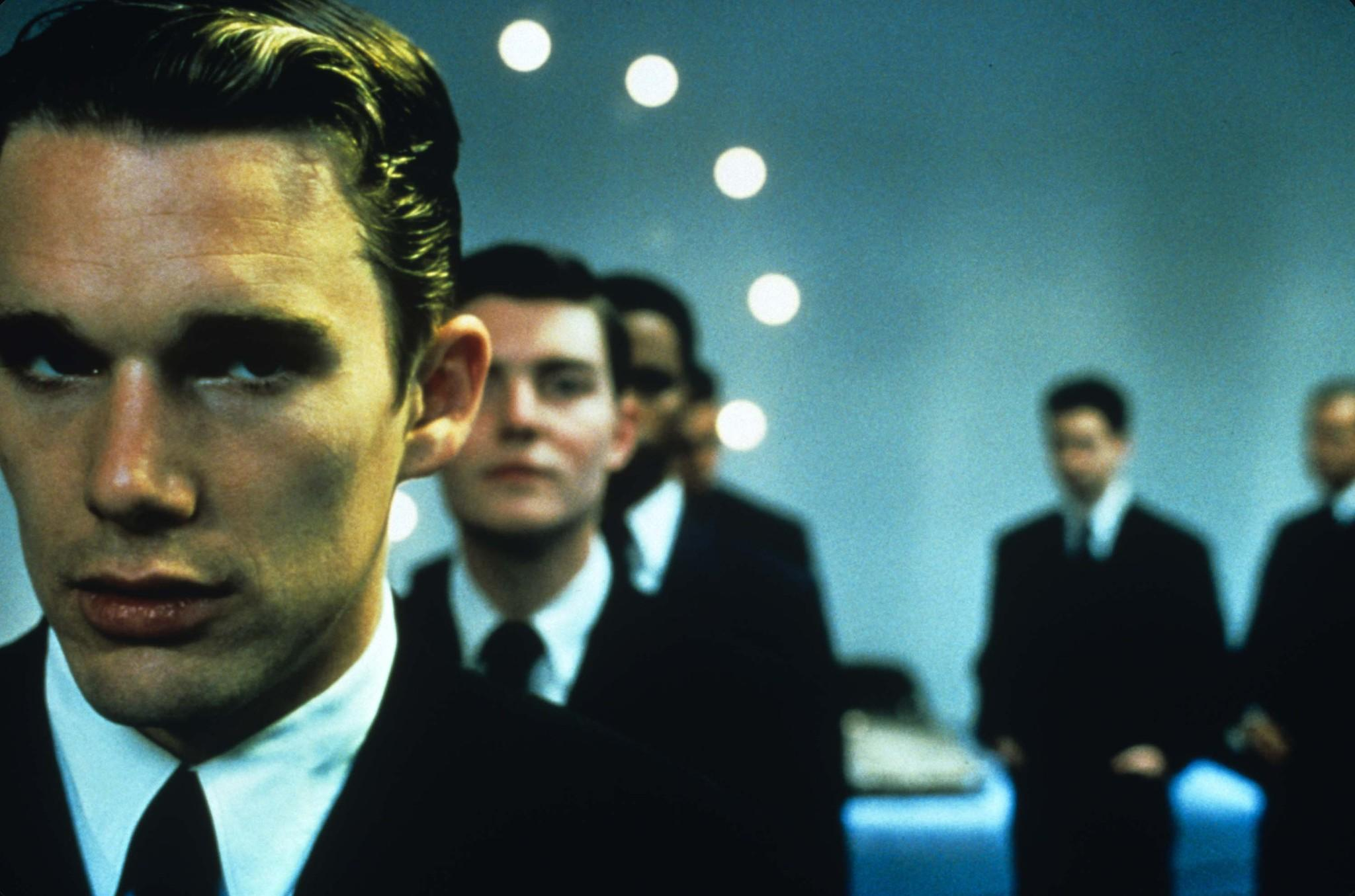 The idea of determinism in the film gattaca by andrew niccol