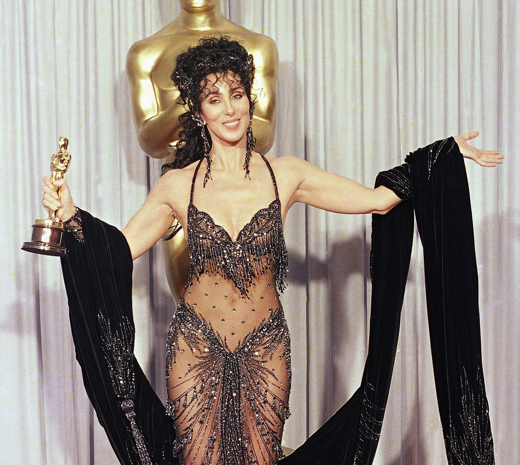 Cher Oscar