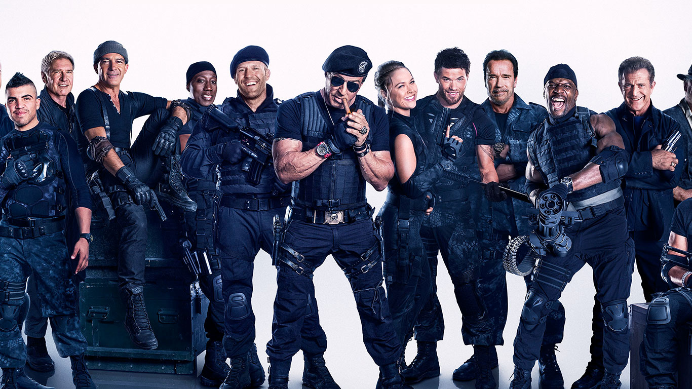 The expendables 3 movie photos