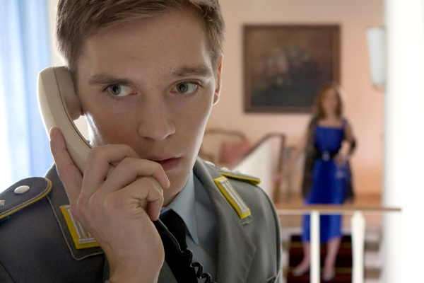"TV STILL -- DO NOT PURGE -- Season 1 Episode 1 -- Jonas Nay - in the SundanceTV original series ""Deutschland 83"" - Photo Credit: Conny Klein"