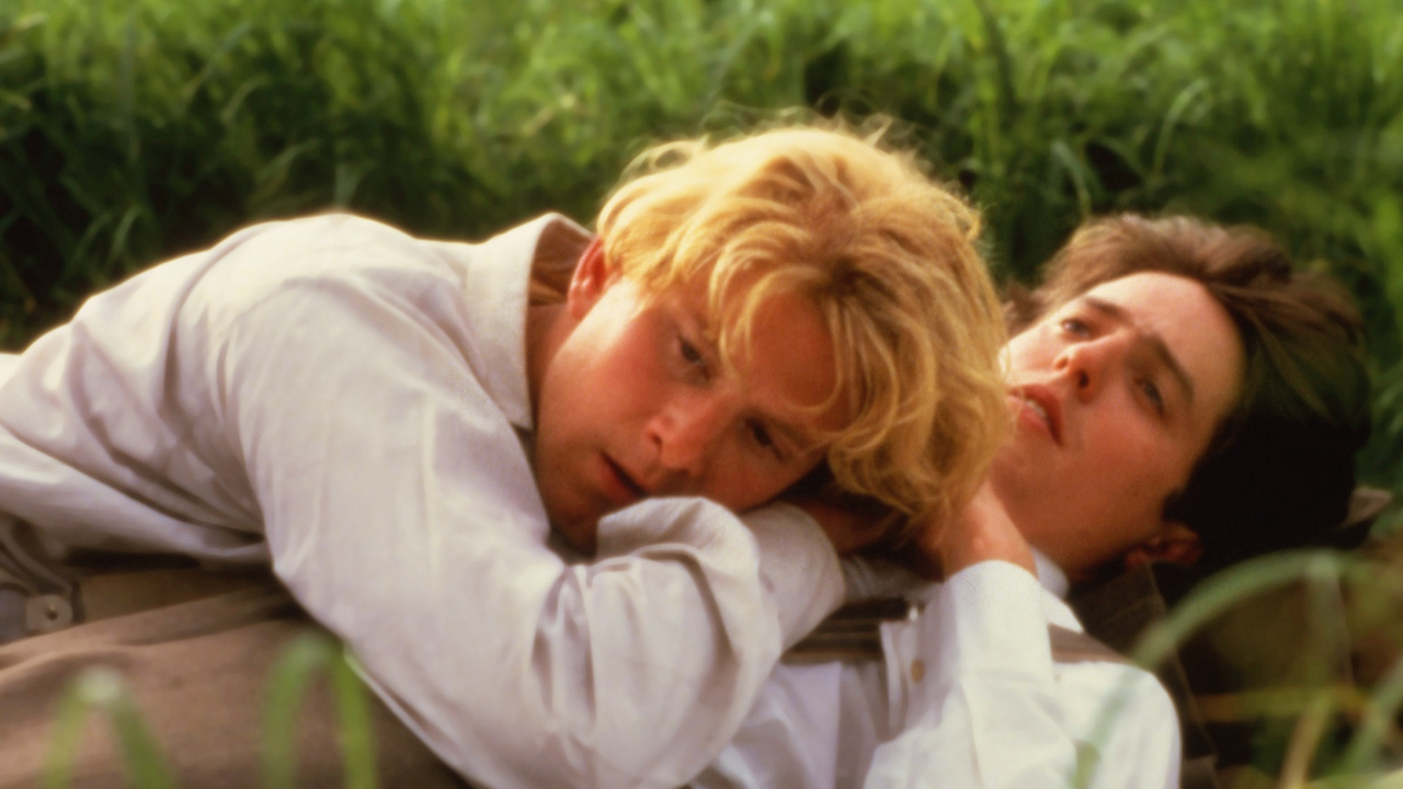 james ivory�s �maurice� and �moonlight� would have a lot